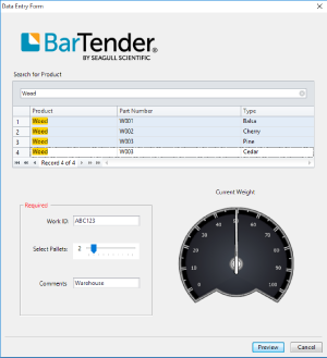 BarTender概述