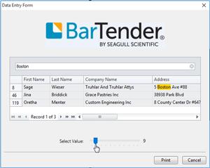 BarTender® 2016 的新增功能